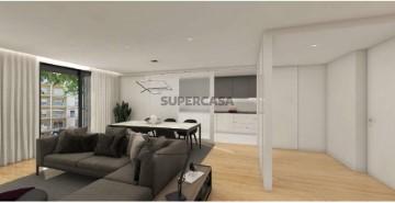 Sala e cozinha_imagem 3D